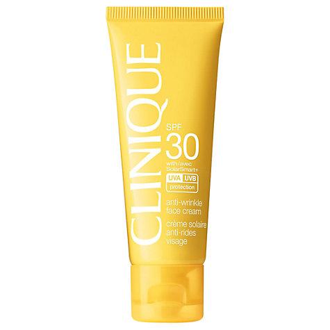 Clinique Anti-Wrinkle Facial Sun Cream</a>  </div>     </div>   <div class=