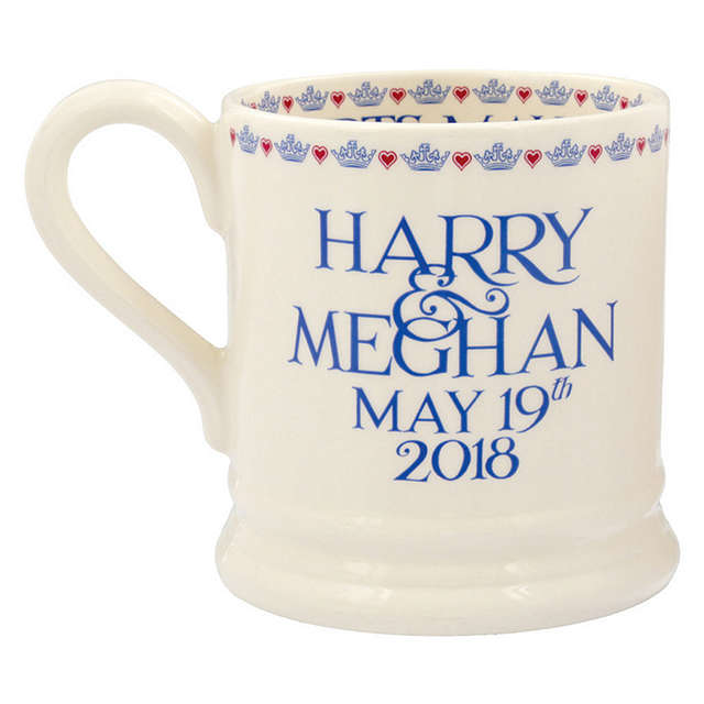 Emma Bridgewater Prince Harry / Meghan Markle Royal Wedding Mug</a>  </div>     </div>   <div class=