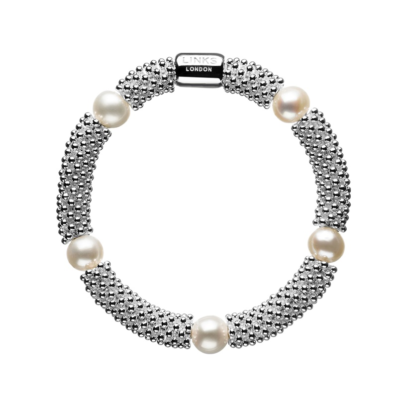 Effervescence Star Sterling Silver &#038; White Pearl Bracelet</a>  </div>     </div>   <div class=