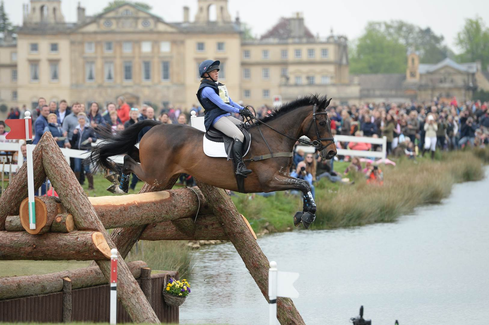 The British Horse Society named as Badminton's charity of ... Badminton Horse Trials