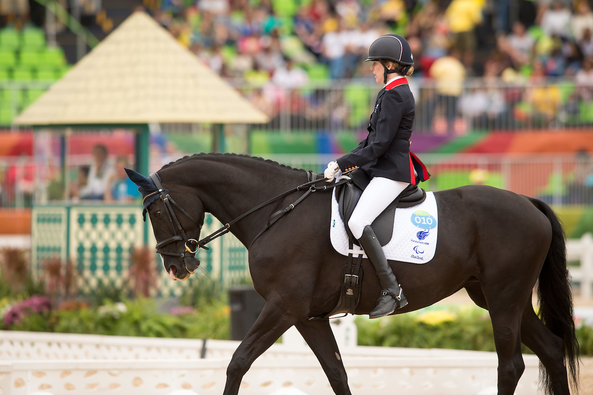 Games To Remember For Gb S Equestrian Team The Gaitpost