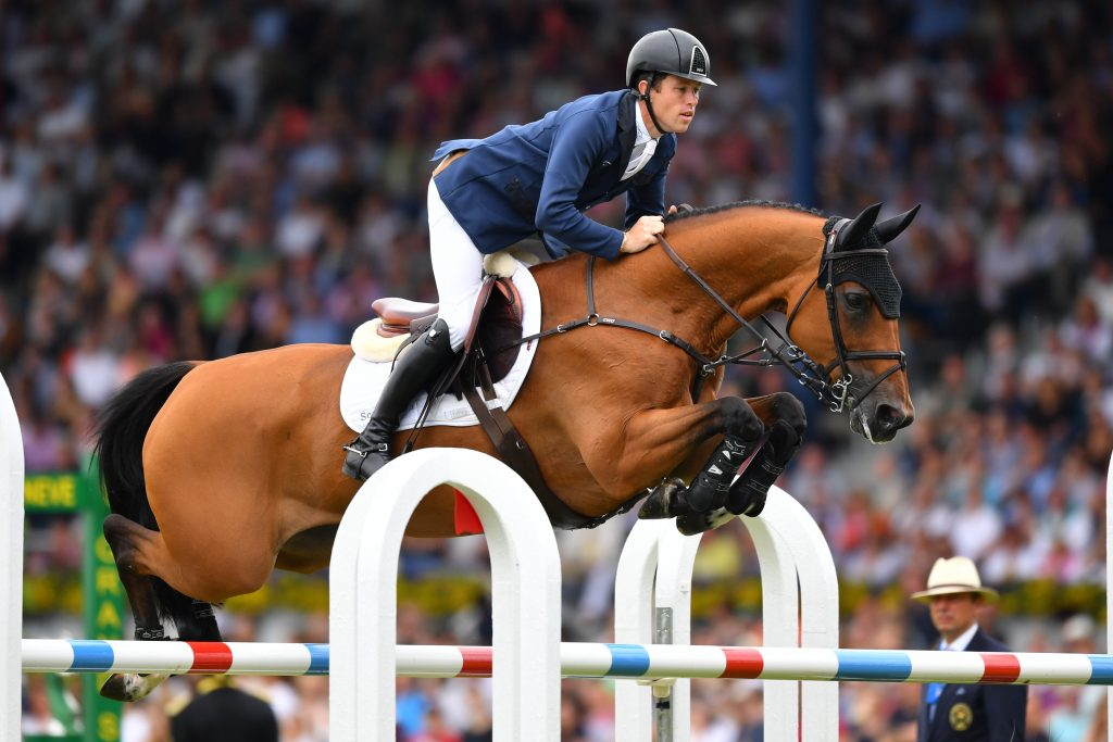 Rolex Grand Prix Aachen Live On Horse Amp Country Tv The