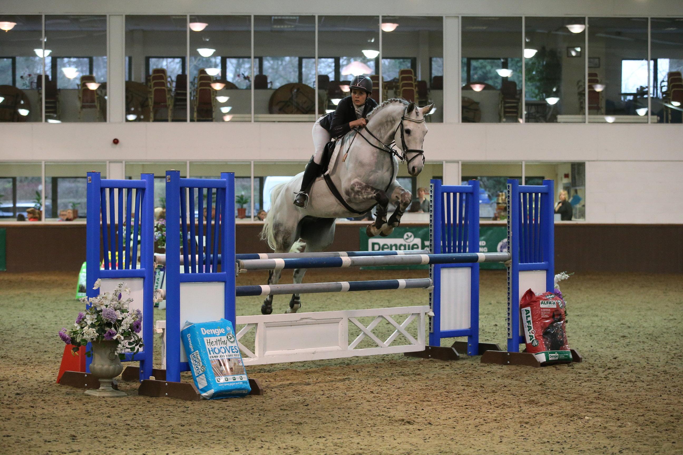 Dengie Winter Championships Success At Addington The