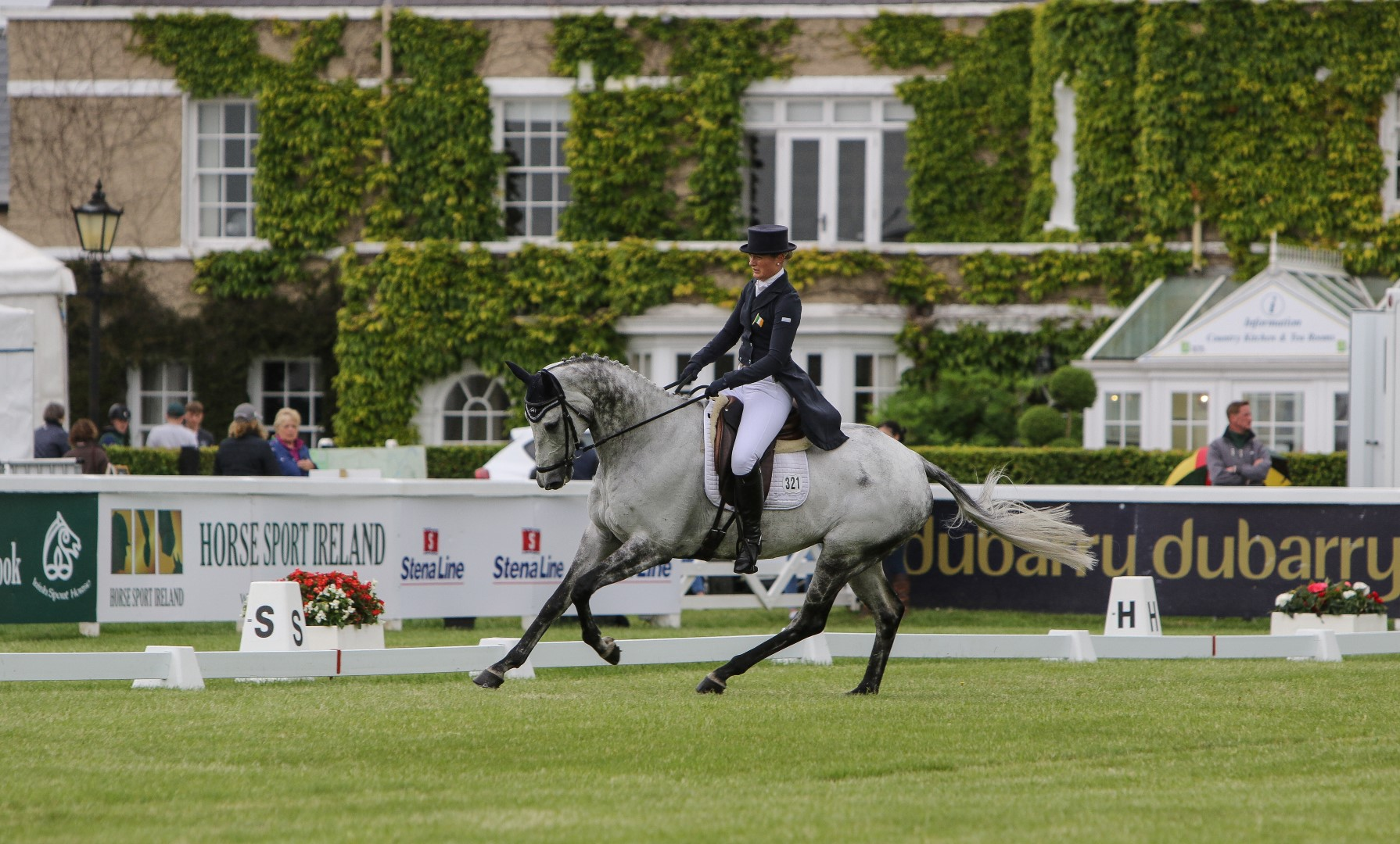 Horseracing Offspring And Eventing Stars Shine At