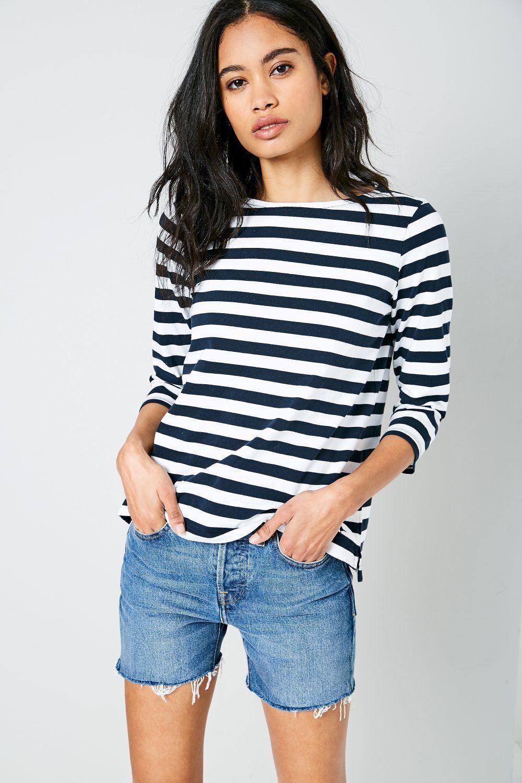 Alburgh Breton Stripe Top</a>  </div>     </div>   <div class=