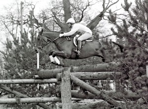 Badminton Horse Trials 1979 Mr L Prior-Palmer & Killaire © Kit Houghton