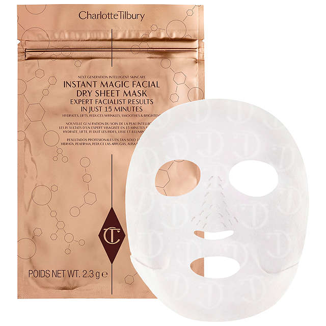 Charlotte Tilbury Instant Magic Facial Dry Sheet Mask</a>