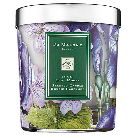 Iris & Lady Moore Scented Candle</a>