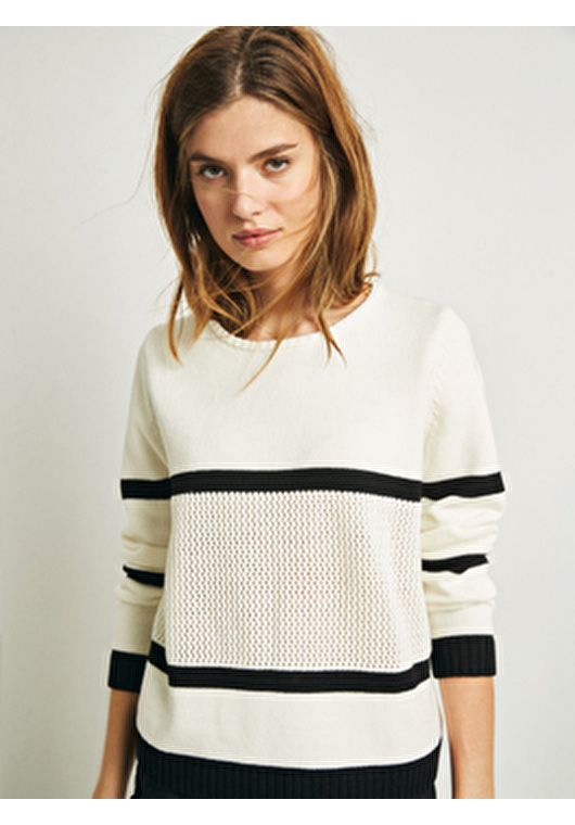 Brooke Stripe Jumper</a>