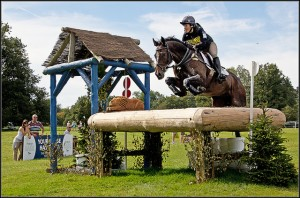 Polly at Blenheim CCI***