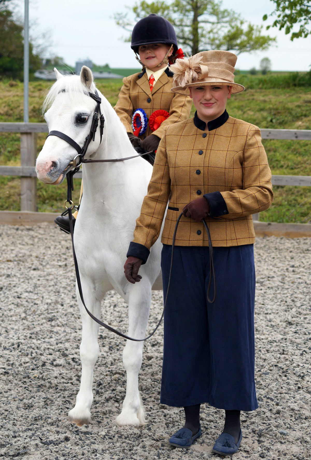 Ring Two Reserves Millie Metcalf and Thistledown Spring Spirit
