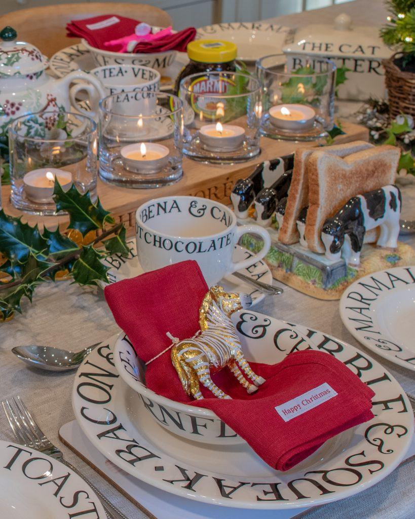 Dicas para sua mesa de Natal | Recursos 7