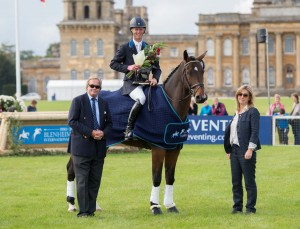 - Final Horse Inspection - CCI3* - The Fidelity Blenheim Palace International Horse Trials - 20th September 2015