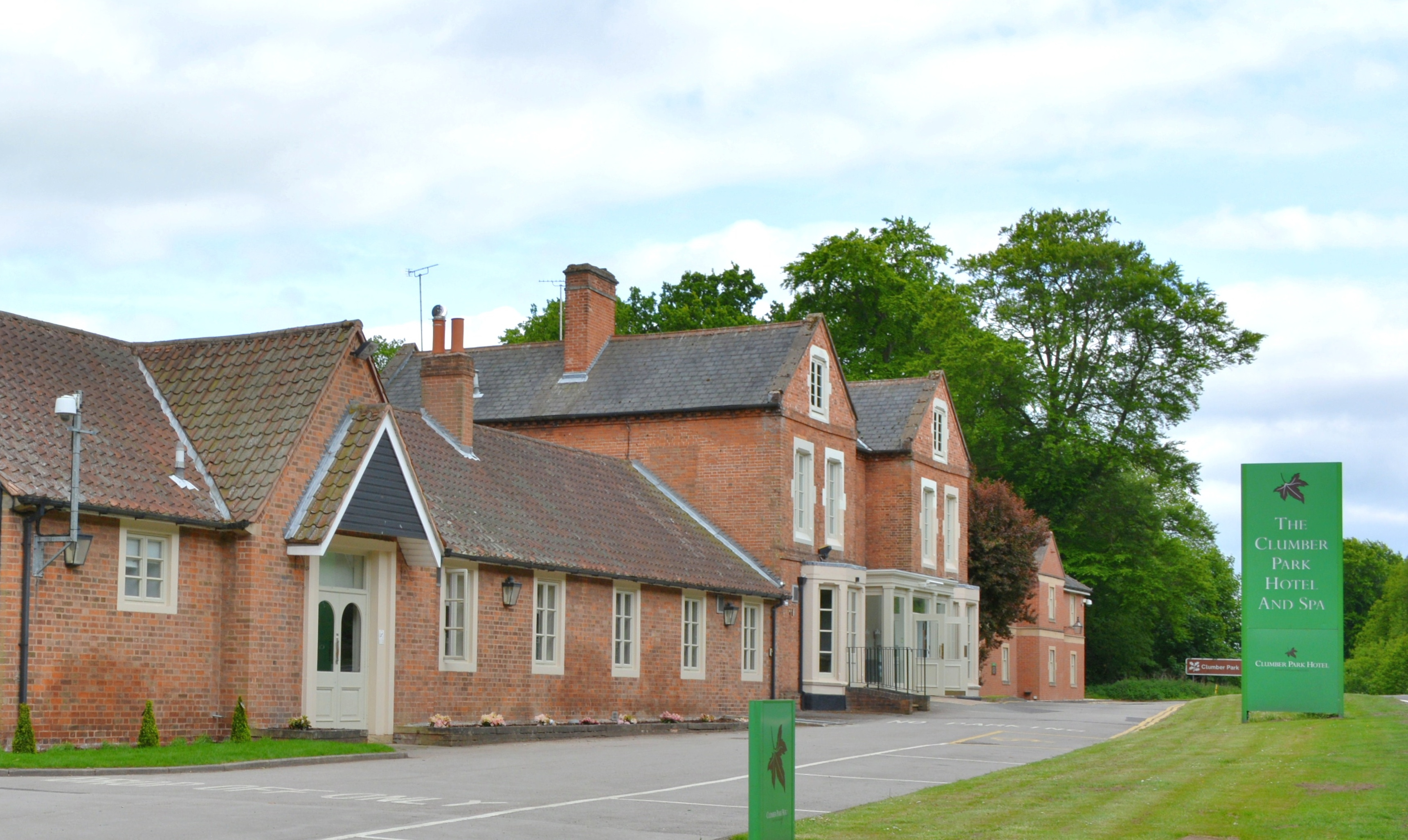 The Clumber Park Hotel