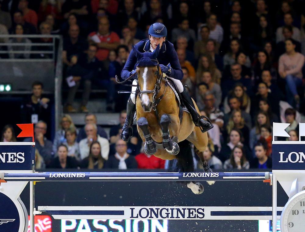 Germany's Daniel Deusser and Equita van T Zorgvliet  © Pierre Costabadie/FEI