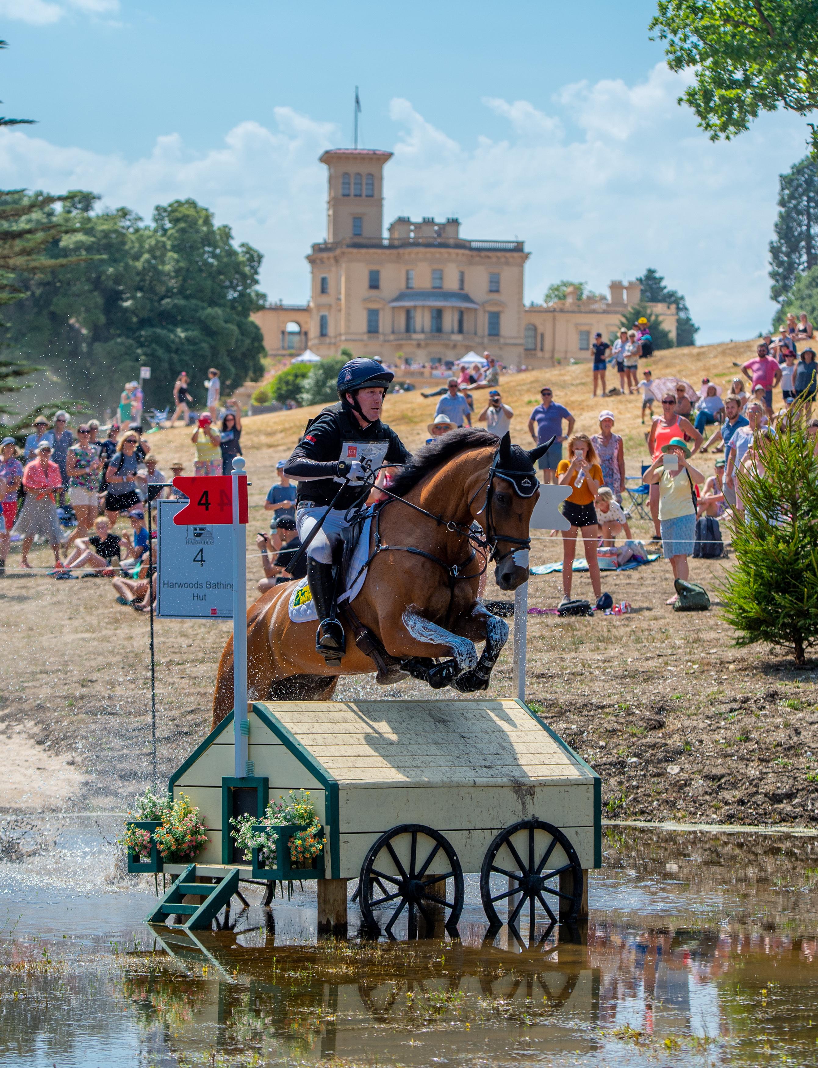 Horse Trials voltará à Ilha de Wight |  Eventing 3