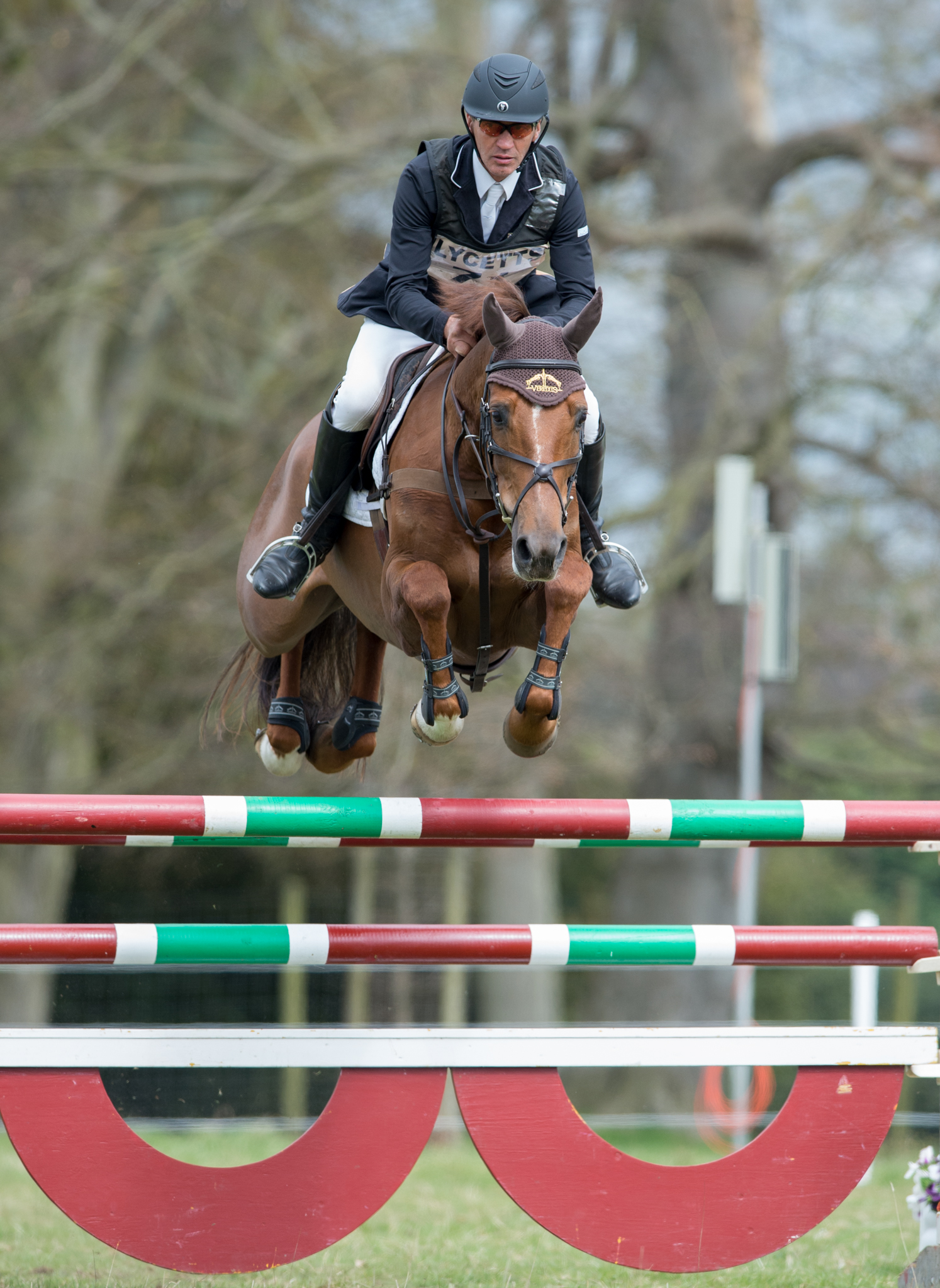 Andrew Nicholson Belton International Horse Trials 2015 © Adam Fanthorpe