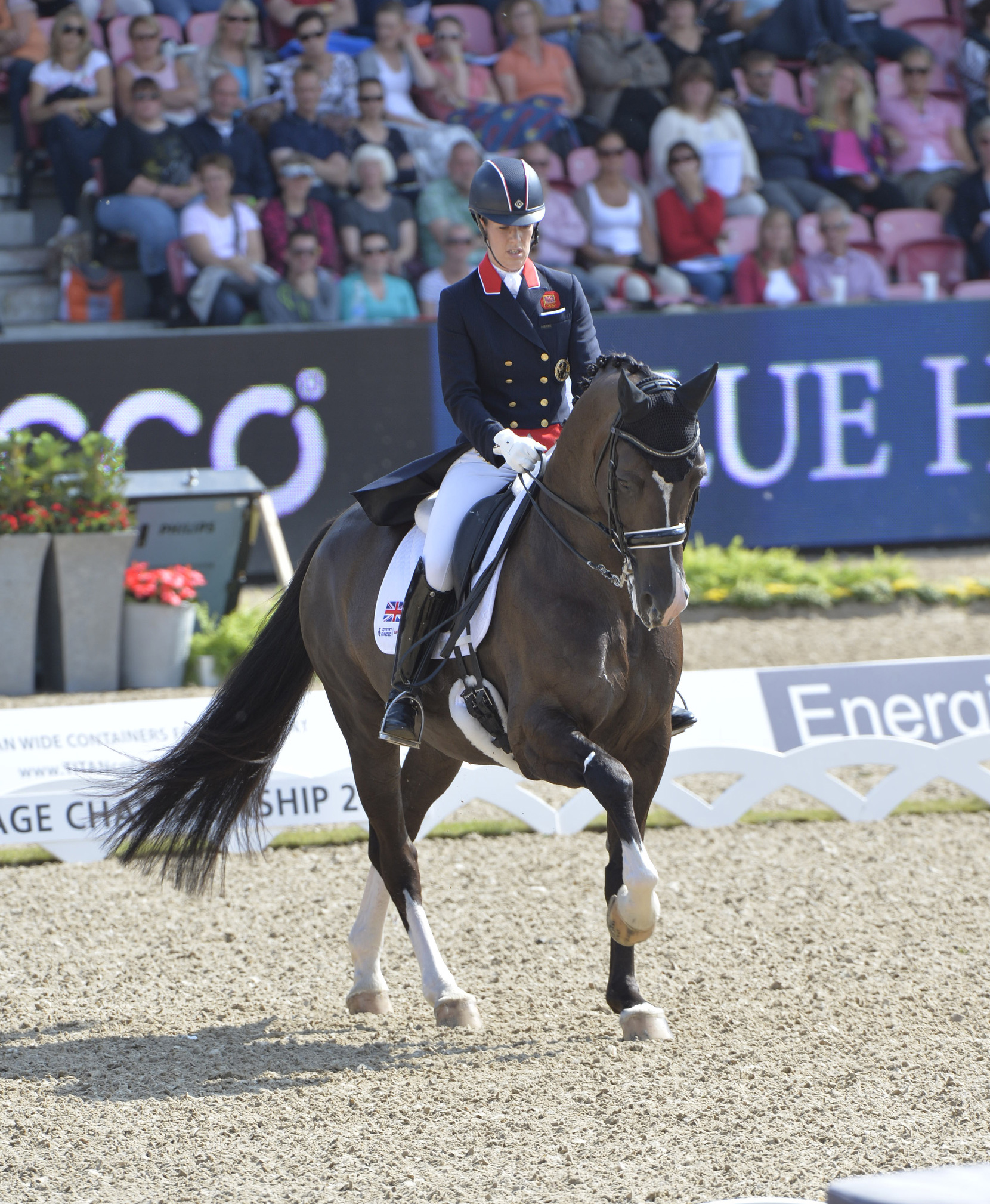 Charlotte Dujardin riding Valegro GBR ©Kit Houghton