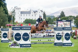 Michael Jung (GER) & FischerTakinou - Jumping - Longines FEI European Eventing Chamionship 2015 - Blair Athol, Scotland - 13 September 2015