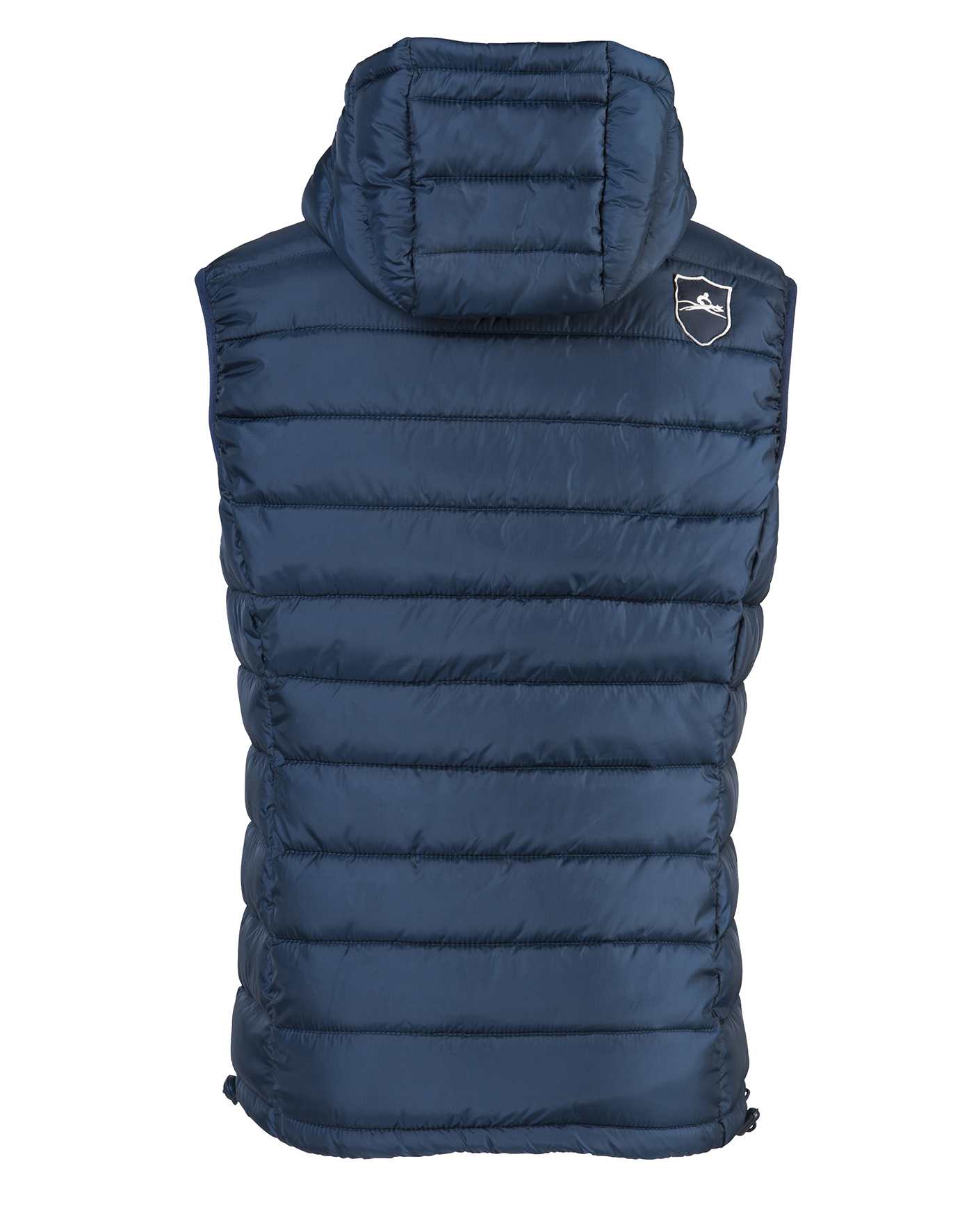 Equit'M E.L Quilted Gilet Back Shot