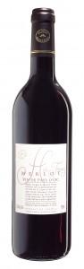 Fessy_Vin de Pays Merlot Bottle
