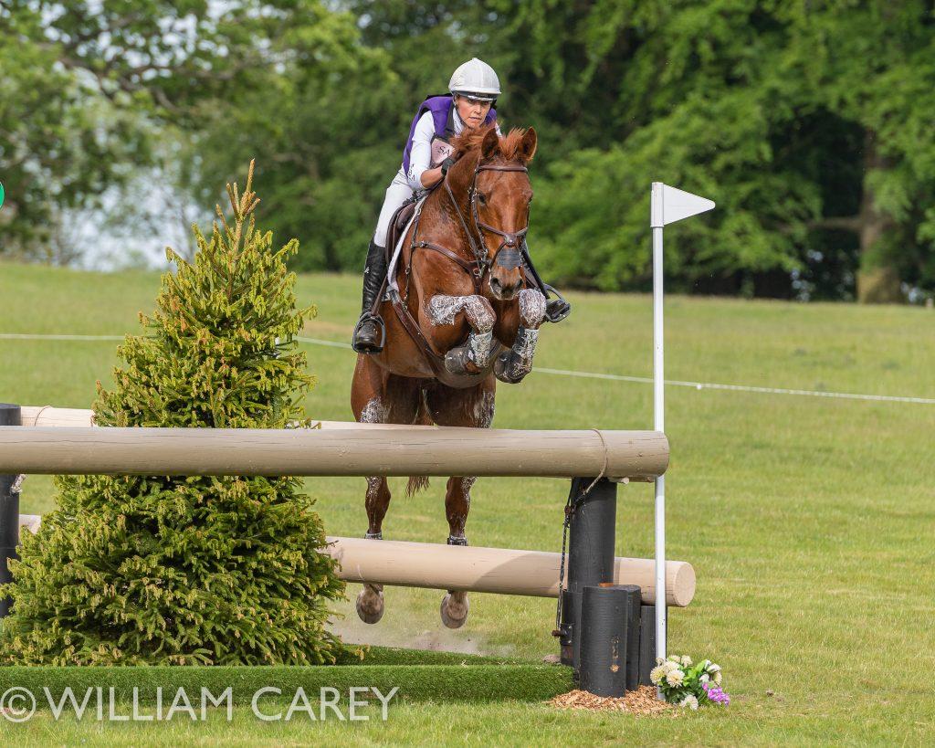 Georgie Strang em cavalos jovens para eventos | Recursos 5