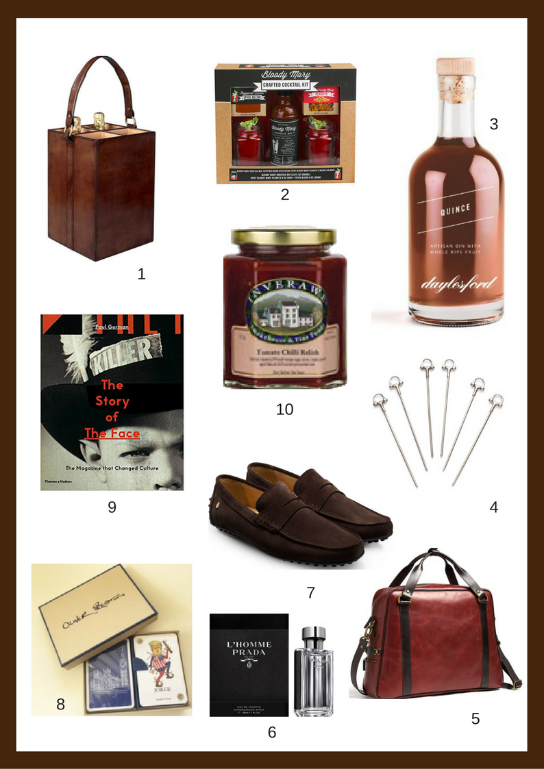 10 Christmas Gifts for Him | Features | The Gaitpost