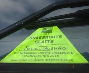 Grassroots badge (1)