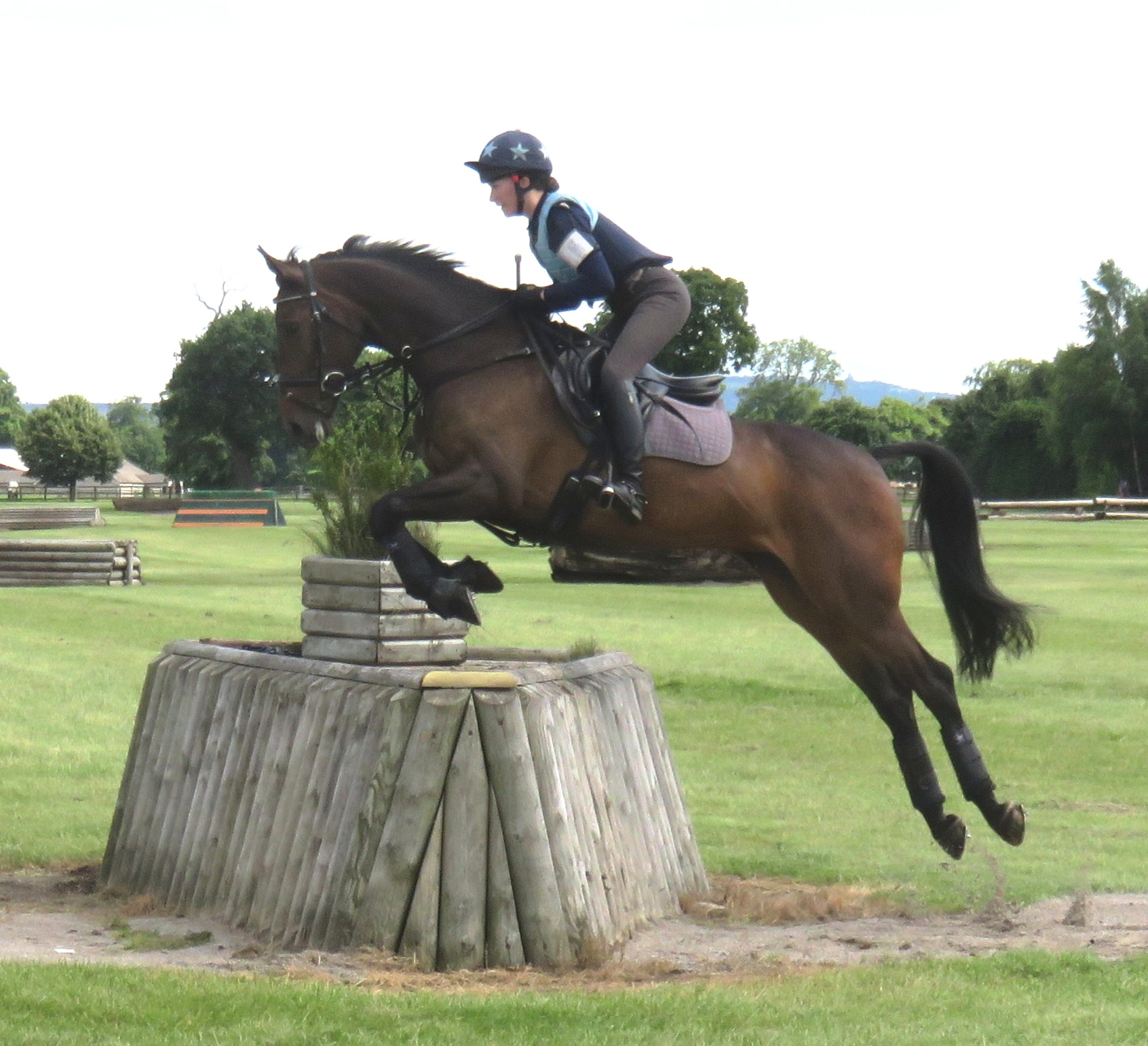 Hannah Graves - Eventing
