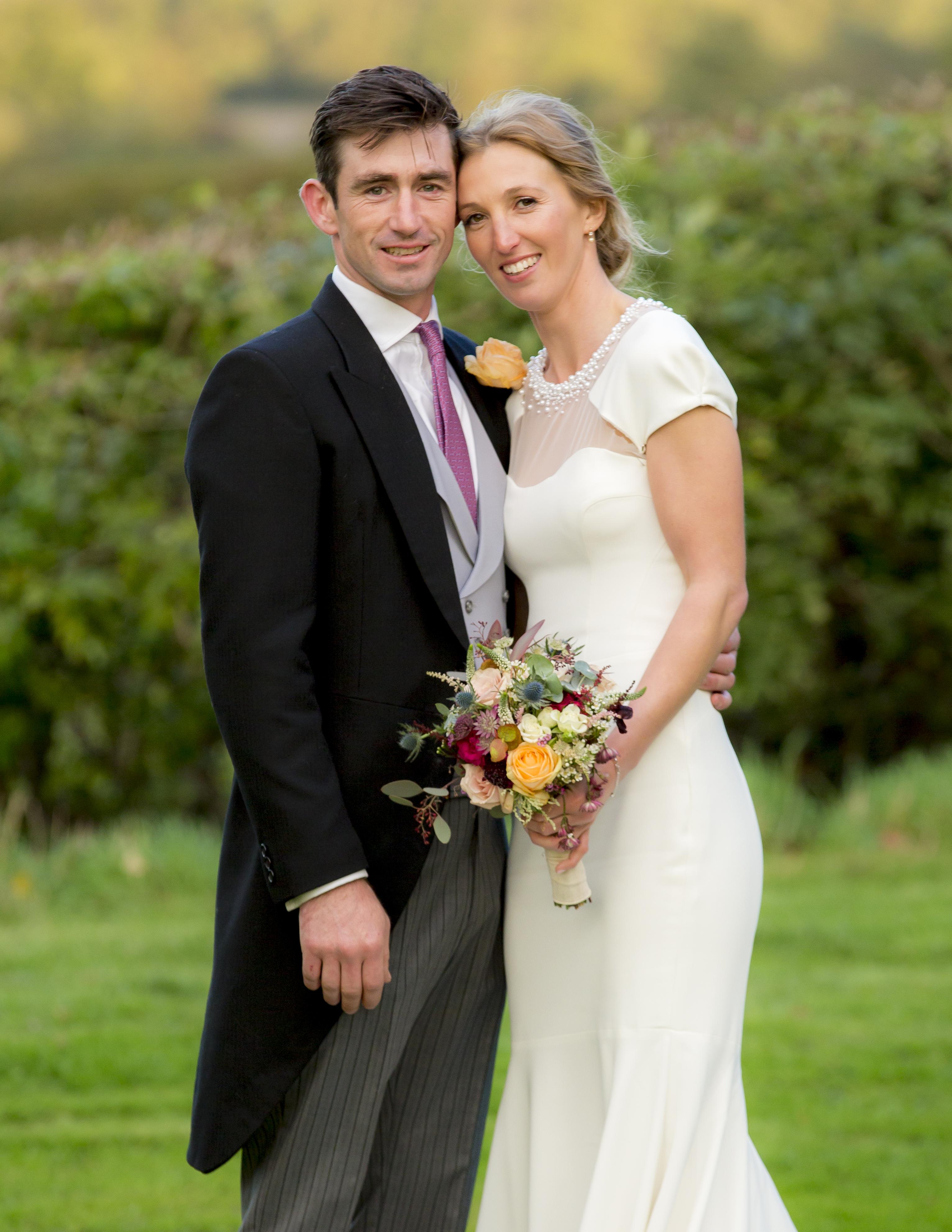 Harriet Nuttall dá o salto para ser a noiva de Will Biddick 1