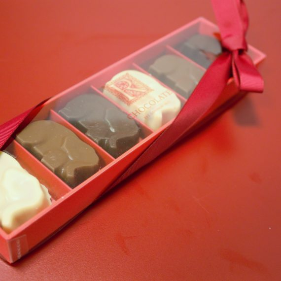Sea Salt Caramel Elephant box of 6</a>
