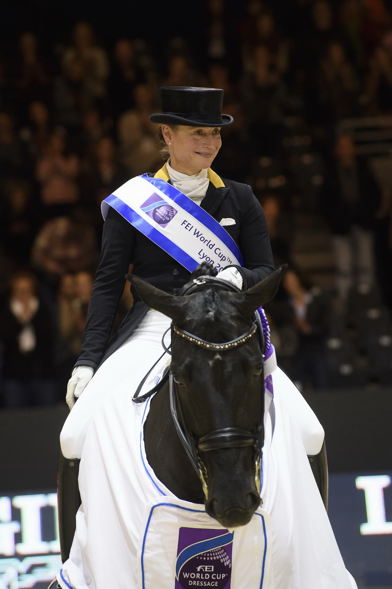 Isabell Werth and Weihegold Old © Richard Juilliart/FEI