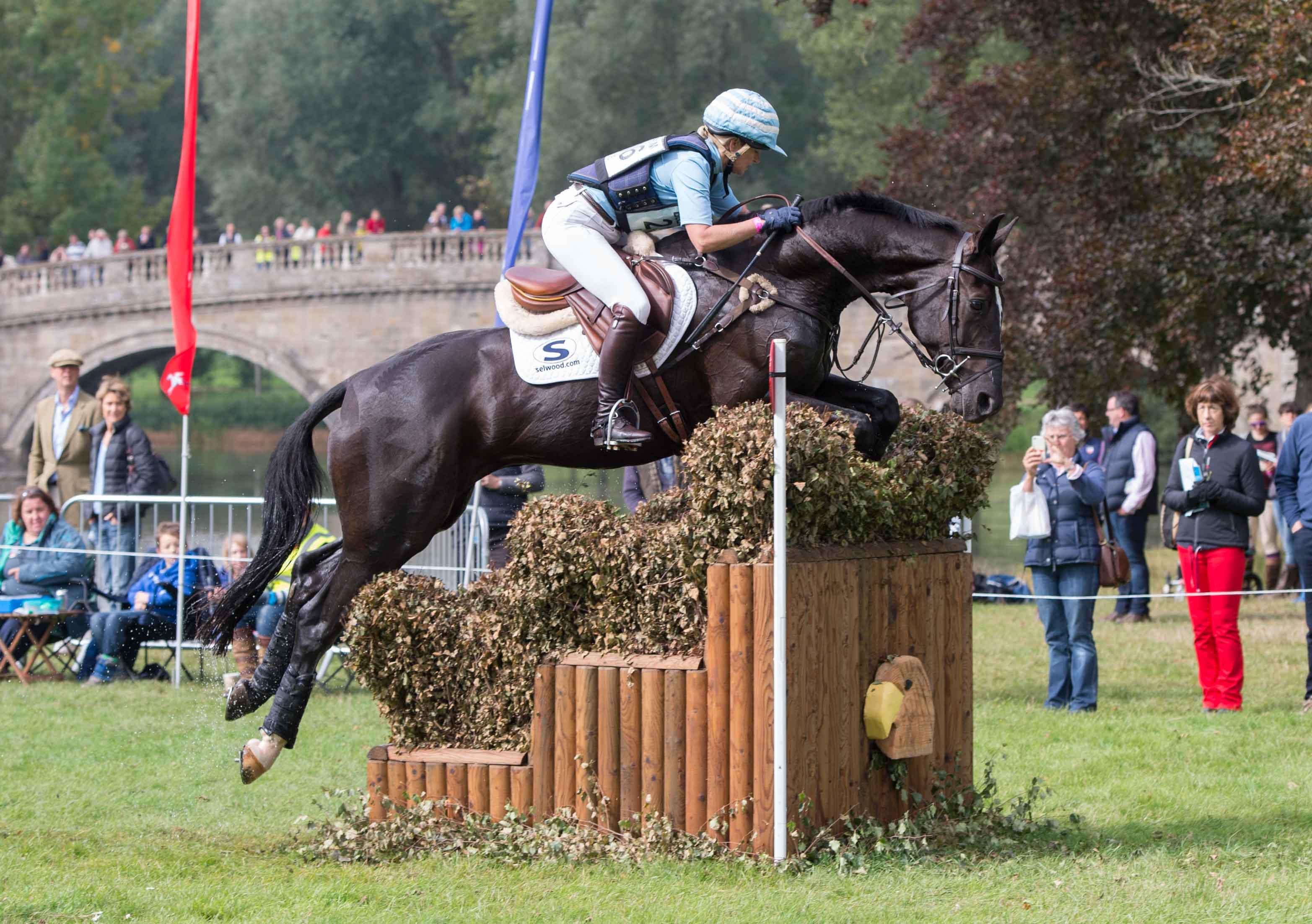 2015 CIC3* winner Jonelle © Adam Fanthorpe/Blenheim Palace International Horse Trials