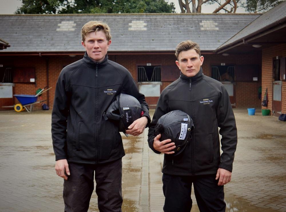 josh-and-jamie-moore-jockey-club-london-region-jump-jockey-ambssadors