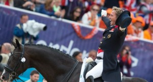 Carl Hester (GBR) & Uthopia - Dressage Grand Prix Special - London 2012 Olympic Games (c) Jon Stroud