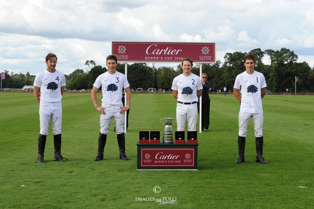 Les Lions / Great Oaks ganham a Cartier Queen's Cup na prorrogação 1