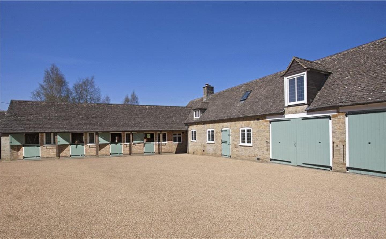 North Aston Manor - stables