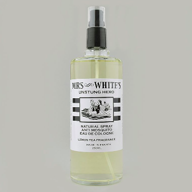 Mrs White&#8217;s Unstung Hero Mosquito Repellent</a>