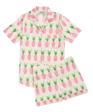 Pineapple-print Pyjamas</a>