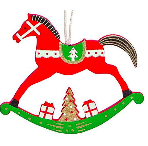 Christmas Horse Decorations.Christmas Decorations Galore Style The Gaitpost