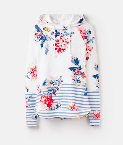 Marlston-Print Hooded-Sweatshirt</a>