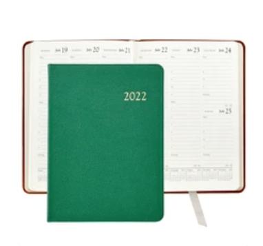 Jade Goatskin Desk Diary</a>   </div>   </div> <div class=