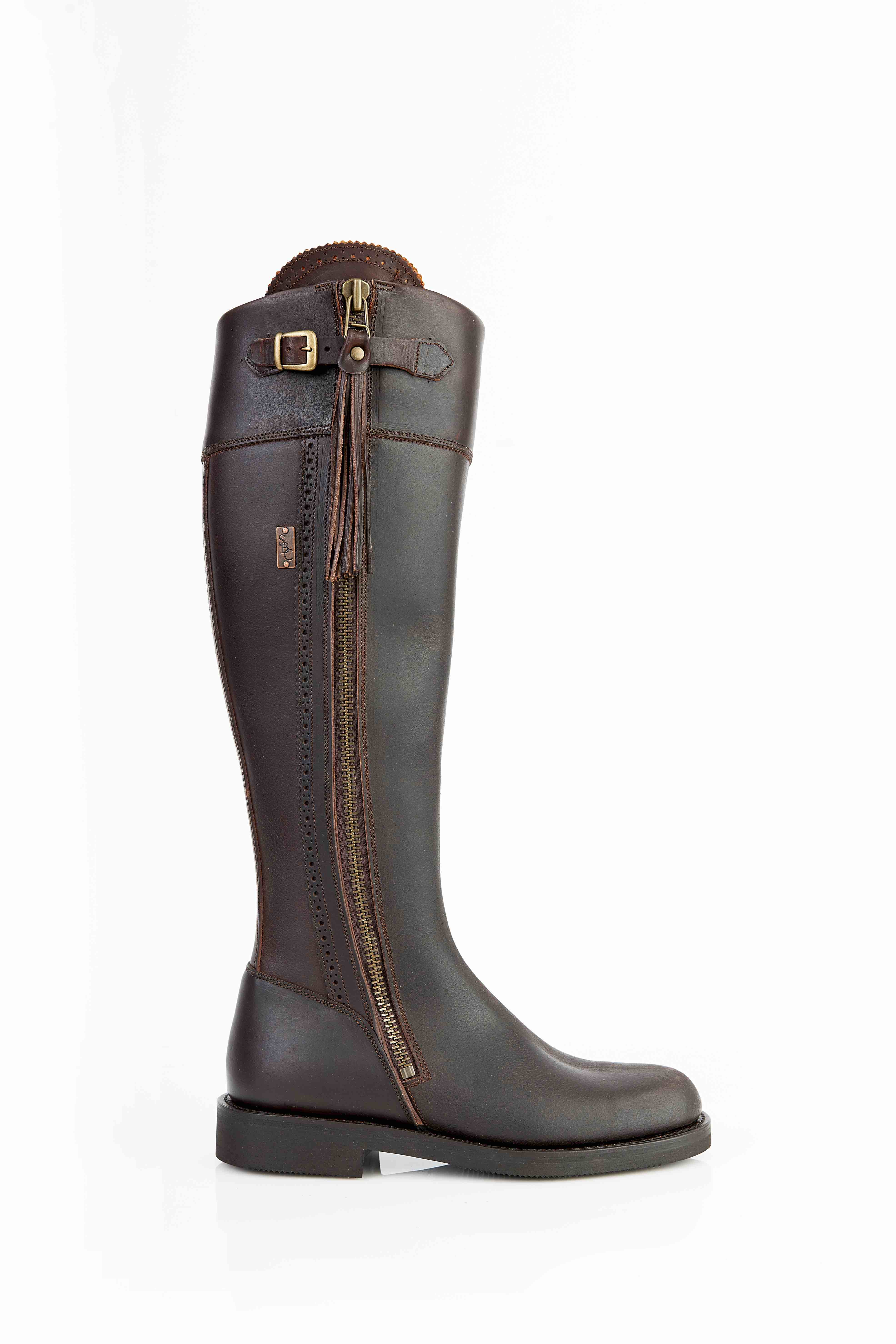 Spanish Riding Boots Tall