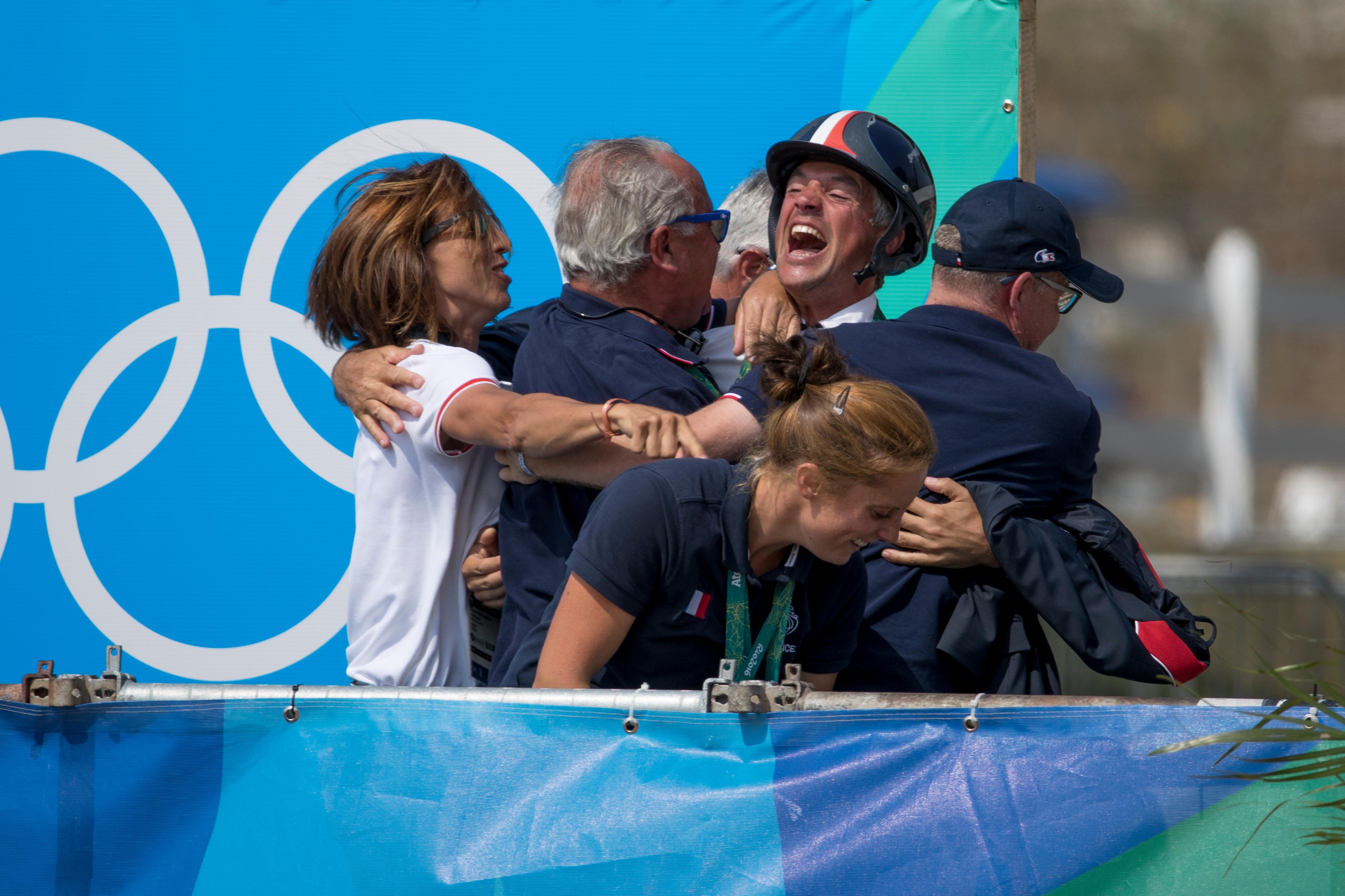 Laghouag Karim Florent, FRA, Team FRA Olympic Games Rio 2016 © Hippo Foto - Dirk Caremans 09/08/16