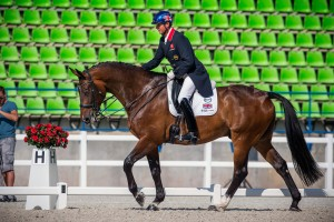 Carl Hester (GBR) & Nip Tuck - Grand Prix Special - World Equestrian Games (c) Jon Stroud