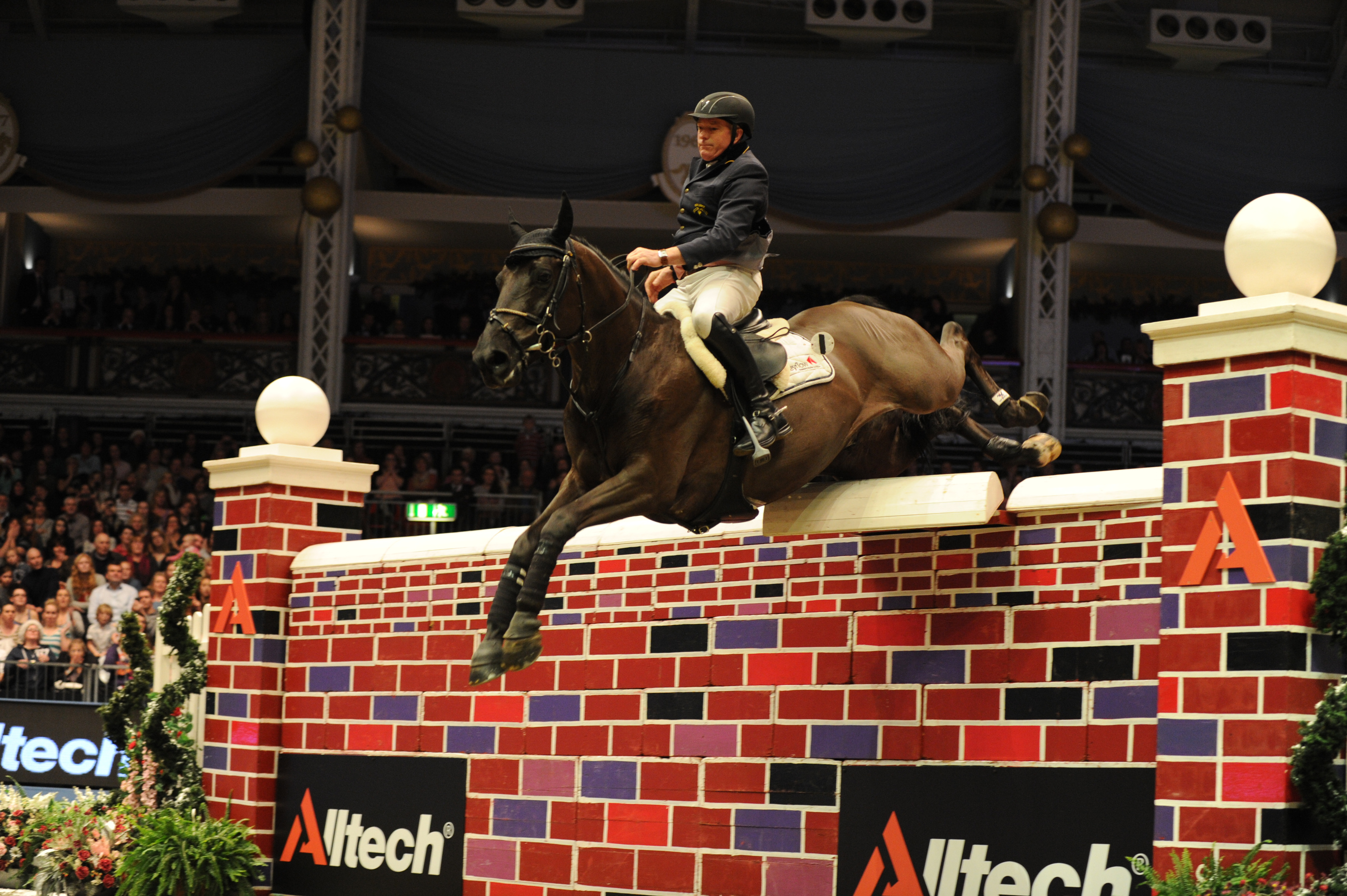 Olympia The Alltech Christmas Puissance 2015 The Gaitpost