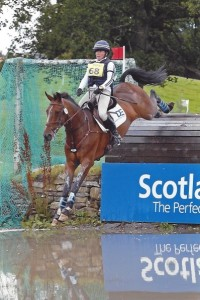 Dassett Jack competing at one of our favourite events, Blair Castle CIC*** 2014