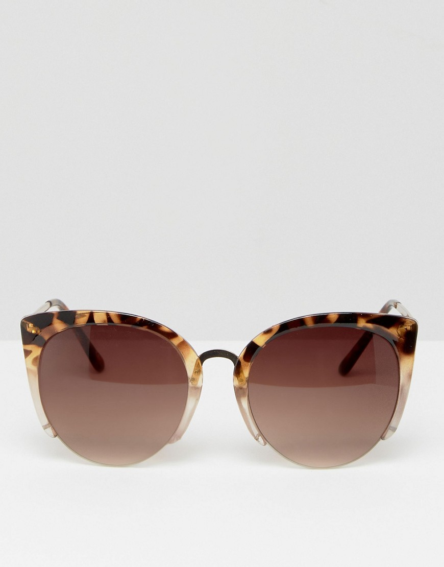 Asos Cat Eye Sunglasses</a>