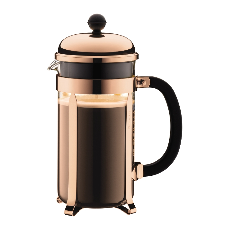 Bodum Copper Chambord Coffee Maker</a>