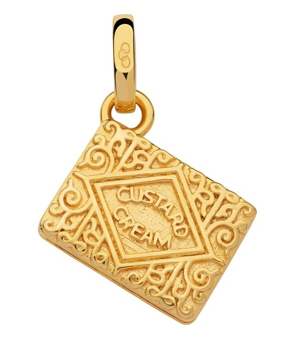 Custard Cream Biscuit Charm</a>